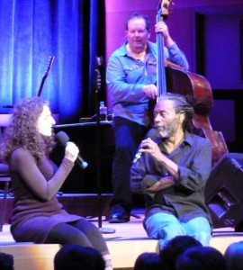 Ariella and Bobby McFerrin at Orchestra Hall 024