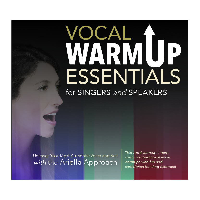 Ariella Vocal Warm UP CD